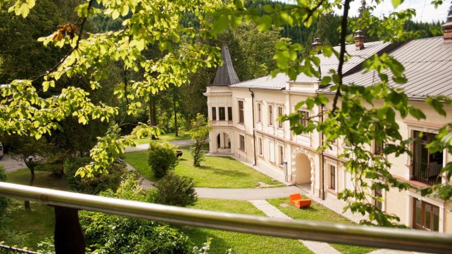 Schloss FLOWI Entspannung web
