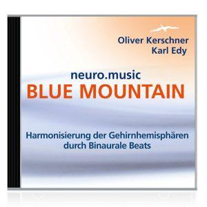 CD Cover ind Blau und Orange