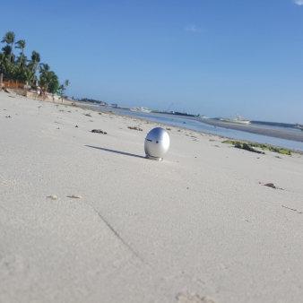 Klangei Strand1